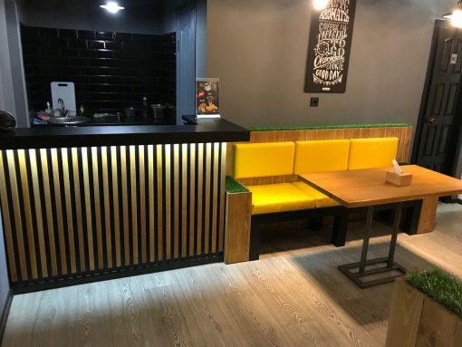 стилизированный бар